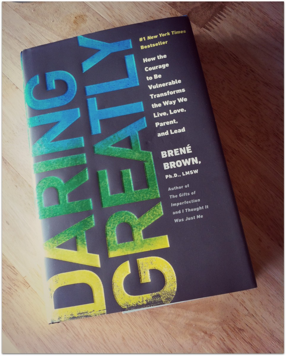 Book Review - Daring Greatly