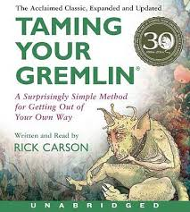 Book Review - Taming your Gremlin